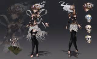 halloween skins lol skin concept a halloween skin for syndra