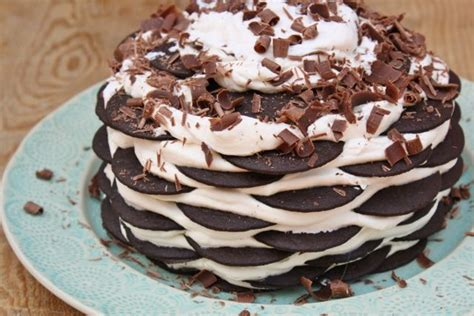 magnolia icebox cake ice box cake sweets and treats pinterest