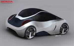 Future Honda Electric Vehicles Future Transportation Honda Electric Concept Car