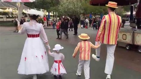 what is dapper day my bert and mary met their doppelgangers at disneyland