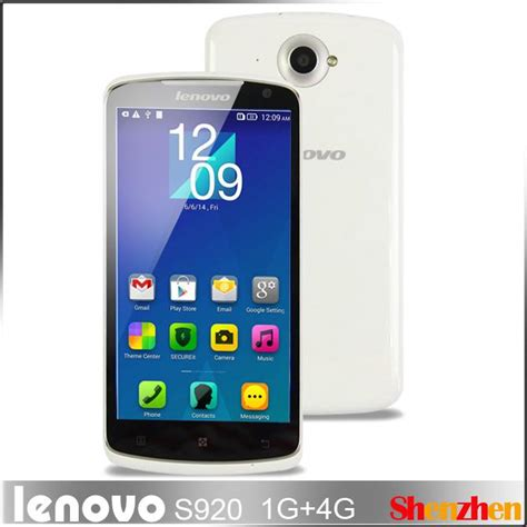 Lenovo Vibe V1 best lenovo s920 vibe v1 5 mtk6589 android 4 4 2 smartphone with 1gb ram 5 3 ips