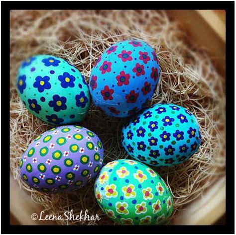 egg painting april 2014 shravani arts leena thakar bagawde