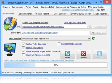 download mp3 converter baixaki atube catcher download