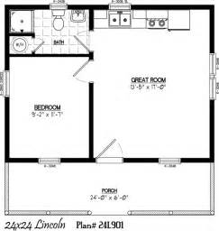 24x24 cottage plans pin by on apartamento garageband