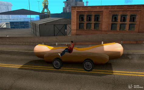 gta mobile mobile hotdog for gta san andreas
