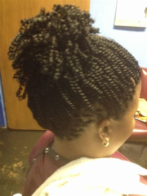 What Products Is Best For Kinky Twist Hairstyles On Natural Hair | 17 best images about beautiful kinky twists hairstyles on