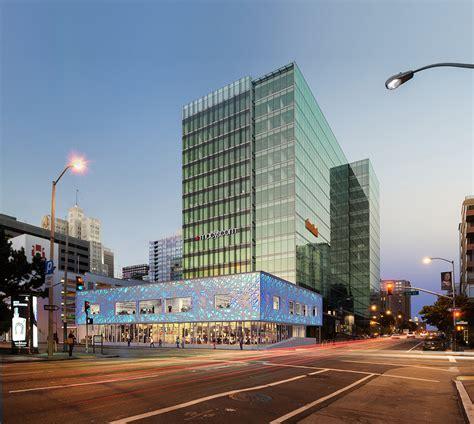 Retail Space Floor Plan 680 folsom street uli case studies
