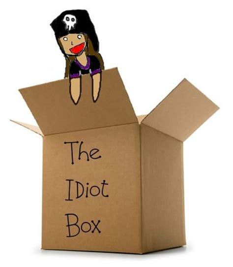 The Idiot Box the idiot box by chibirockstar on deviantart
