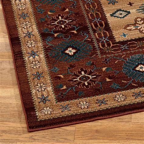 southwestern rug runners home decor