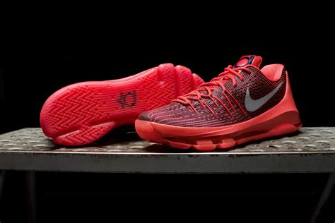 imagenes de tenis nike kevin durant kd8 combines flyweave technology and articulated nike zoom