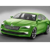 All New Skoda Superb Coming In 2016 With Plug Hybrid Version