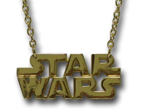 25 Wars Darth Vader Necklace Kalung Fandom Import Murah wars gold logo necklace
