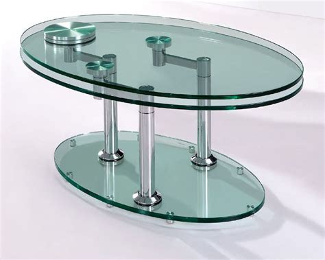 Telescopic Coffee Table European Design Extendable Coffee Table 33ct81