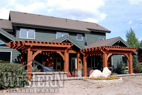 Contact Us About Your Timber Frame Project In Utah Nevada Pergola Kits Utah