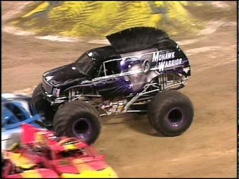 monster jam trucks names monster jam mohawk warrior monster truck highlights