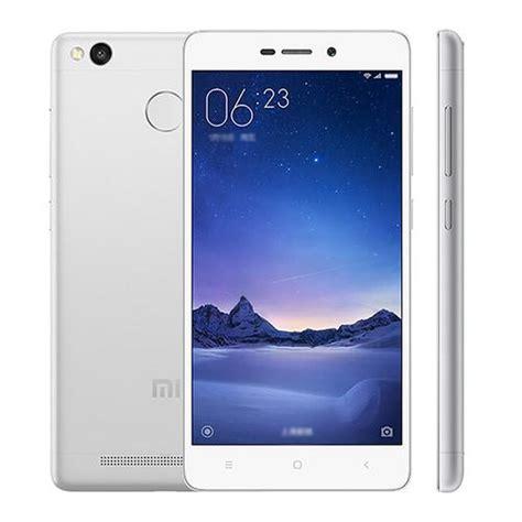 Redmi 3s 4g Lte xiaomi redmi 3s 4g lte 2gb 16gb smartphone silver