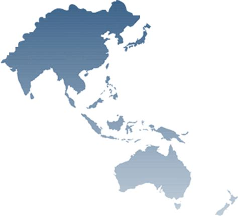 Asia Pacific Region Map Outline by Opinions On Asia Pacific