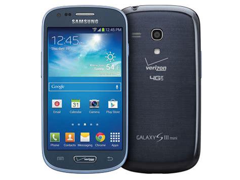 galaxy  iii mini  gb verizon phones sm gvmbavzw