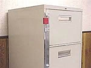 Lateral File Cabinet Lock Bar 5 Drawer Filing Cabinet Bar Lock Ebay