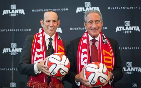 bernie and arthur blank atlanta soccer team coming soon al jazeera america