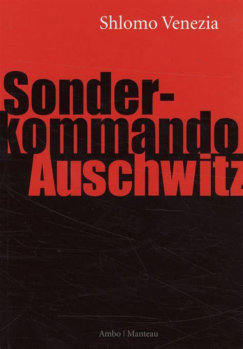 libro ni lo suees copertina del libro di shlomo venezia lo scrittore ebreo deportato ad auschwitz birkenau