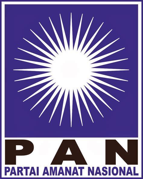 arti logo partai amanat nasional arti logo pan