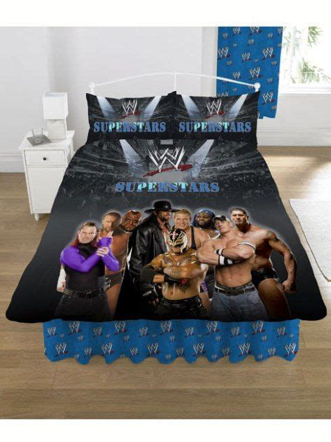 wrestling bedding and curtains the 25 best wwe bedroom ideas on pinterest wwe arena