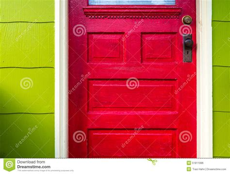 green house red door red door stock photo image of sunshine siding door