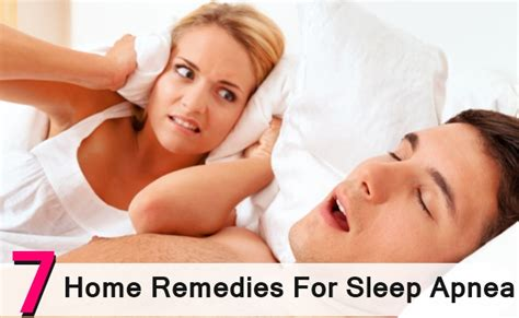 7 home remedies for sleep apnea morpheme remedies