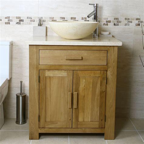oak bathroom vanity unit 50 oak vanity unit with marble top bathroom prestige