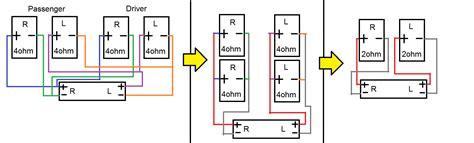 speaker wiring diagram series vs parallel wiring diagram