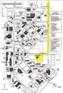 sheppard afb map map of tinker afb units pictures to pin on