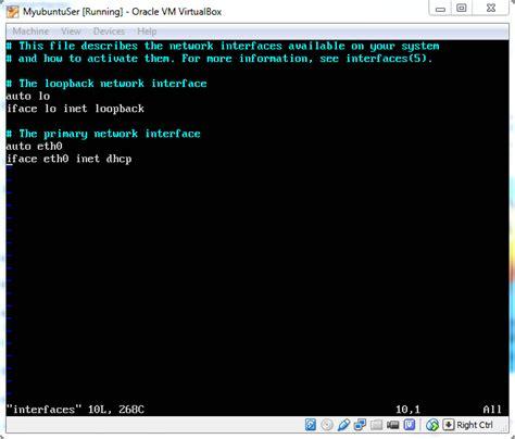 configure ubuntu server eth0 system administrators library ubuntu server setting ip