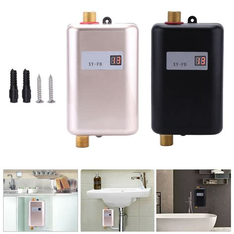 Sink Water Heaters Electric by 3400w Electric Tankless Instant Water Heater