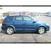 2005 Pontiac Vibe AWD In Neptune Blue Metallic Photo No