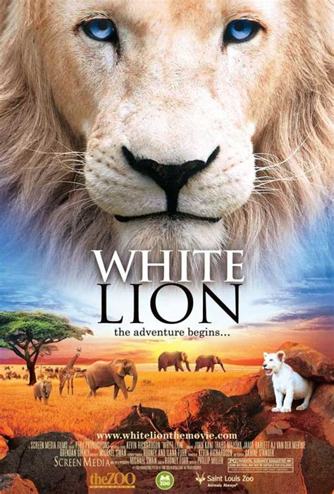 lion film pictures white lion movie posters from movie poster shop