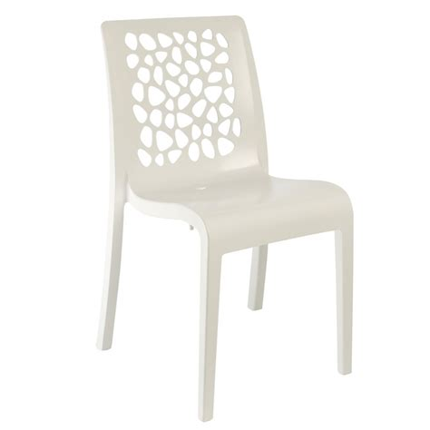 chaises grosfillex chaise design tulipe grosfillex