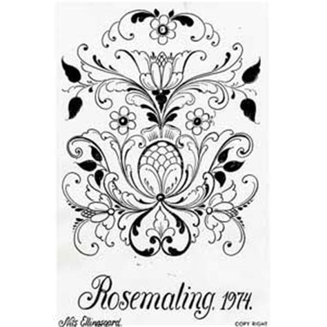 norwegian pattern tattoo 68 best images about norwegian rosemaling on pinterest