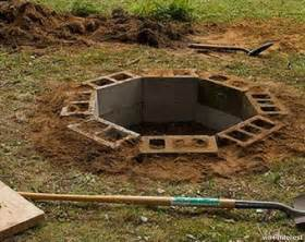 cinder block pit plans diy projects 15 ideas for using cinder blocks survivopedia