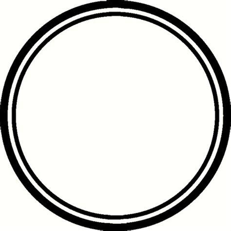 Circle Black black circle clipart best