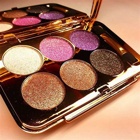 Harga Glitter Make professional 6 colors bright colorful makeup eye