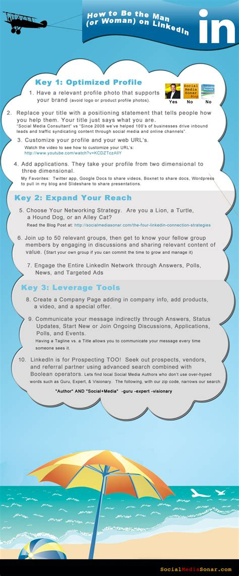10 great linkedin tips and tricks brandongaille com