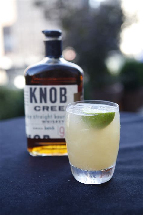 Knob Creek Drinks by Recipe Knob Creek Sour Drinkhacker