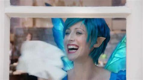 sparkle commercial fairy actress sparkle towels tv commercial professor ispot tv