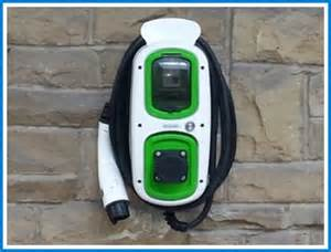 Electric Car Home Charging Point Kellwood Electrical Electricians Dumfries Electrician