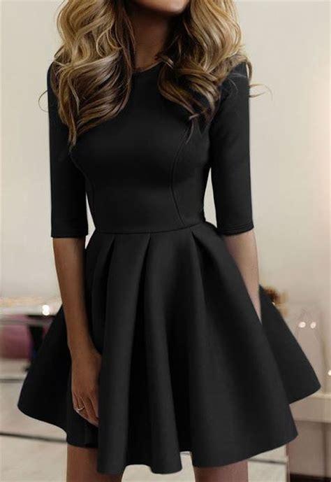 best black dress 25 best black skater skirts ideas on skater