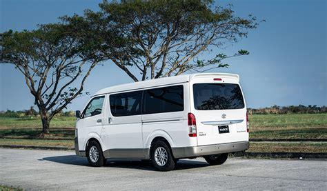 vans design philippines toyota hiace toyota motor philippines no 1 car brand
