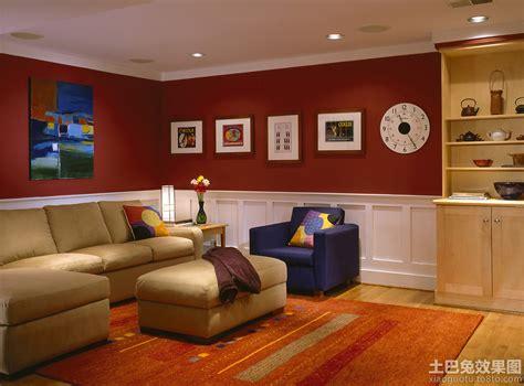 客厅护墙板效果图 土巴兔装修效果图