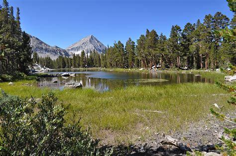 bench lake bench lake via taboose pass