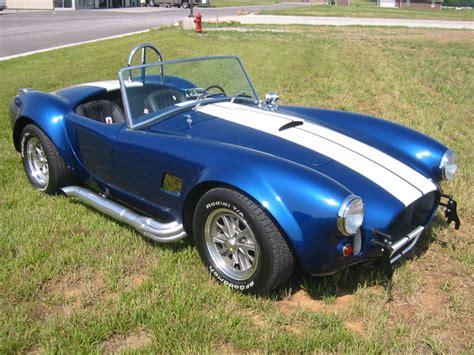 65 mustang kit car my favorite cars